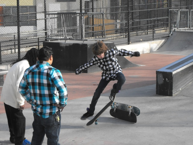 San Diego California skateboard lessons